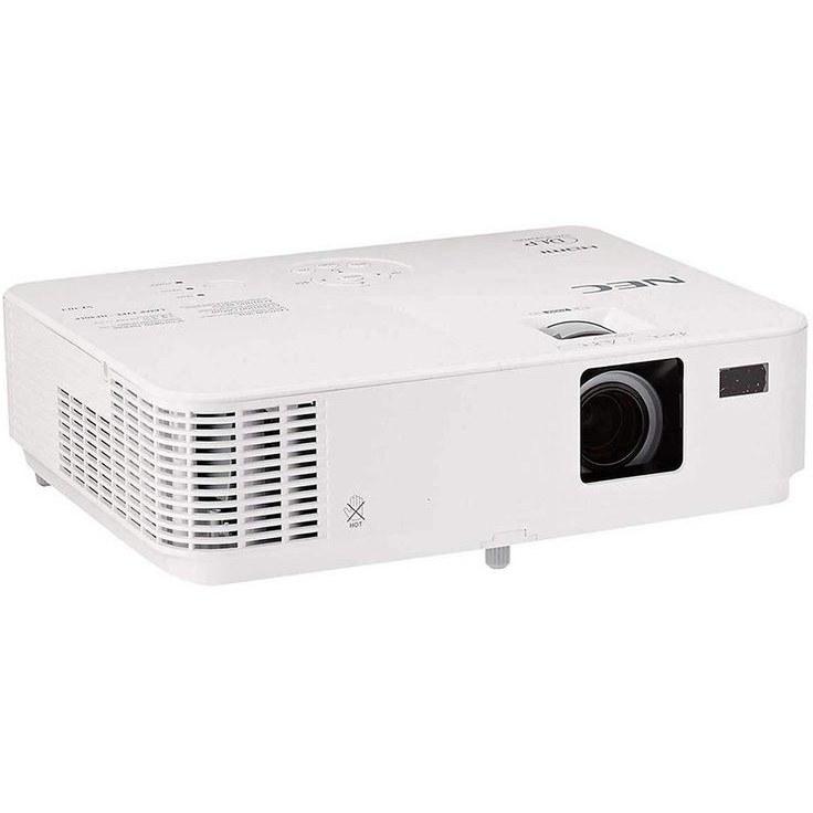 تصویر ویدئو پروژکتور ان ای سی مدل VE 303 با کیفیت تصویر SVGA