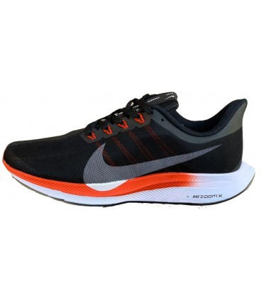 کفش پیاده روی مردانه نایک NIKE Zoom Pegasus 35 Turbo X black RED