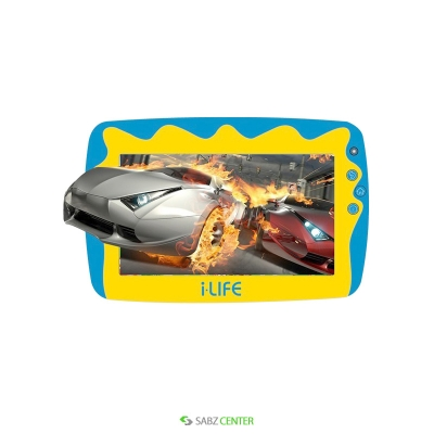 تبلت آي لايف مدل Kids Tab 5 New Edition ظرفيت 8 گيگابايت | i-Life Kids Tab 5 New Edition 8GB Tablet