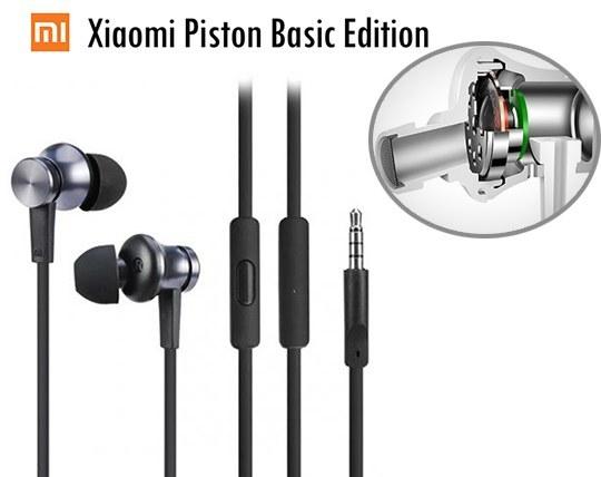 هدفون اورجینال داخل گوش شیائومی XIAOMI BASIC
