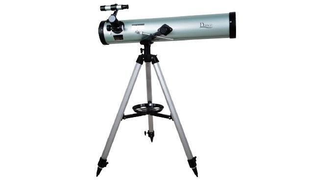 تصویر تلسکوپ مدل F76700 برند دریسکو مدل انعکاسی