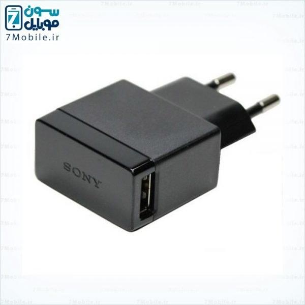main images آداپتور شارژر اصلی (بدون کابل) سونی 1500 میلی آمپر sony charger adapter 1500MA