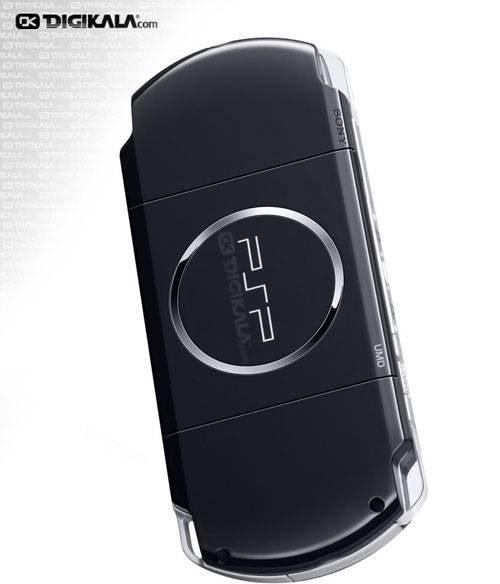 تصویر سونی پلی استیشن پورتابل (پی اس پی) - 3000 Sony PlayStation Portable (PSP) - 3000
