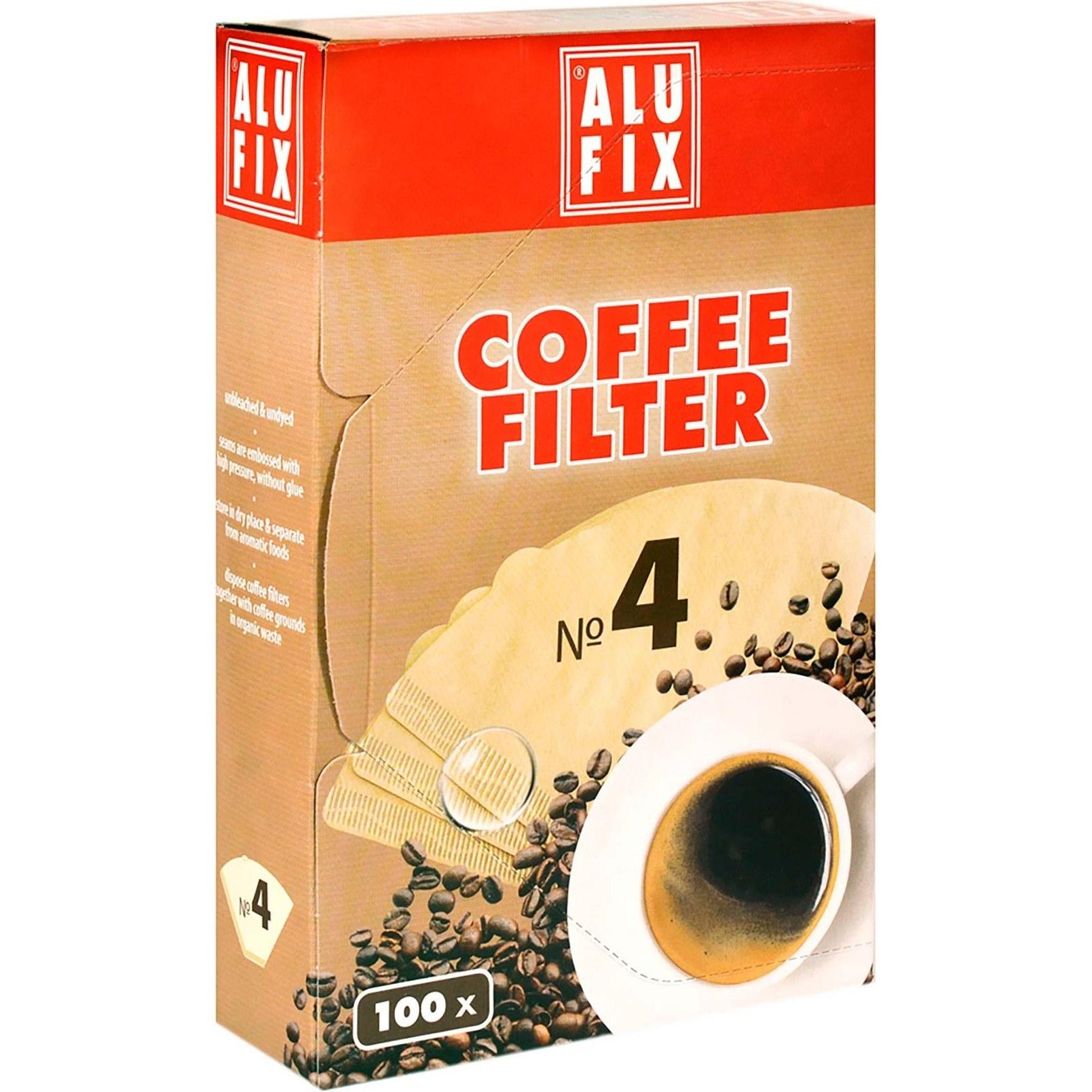 تصویر فیلتر قهوه ساز فرانسه 100 عددی