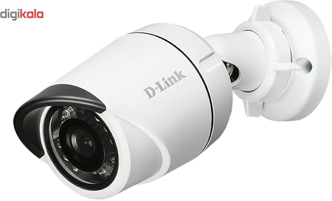 تصویر دوربین مداربسته تحت شبکه مینی بالت دی لینک مدل DCS-4703E