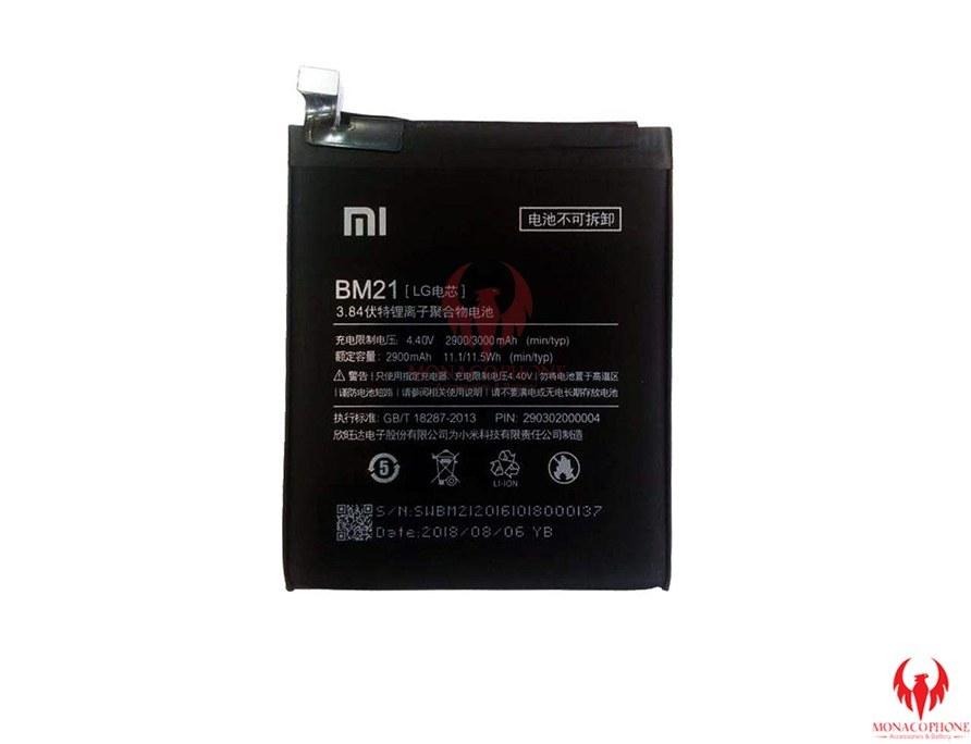 تصویر باتری اصلی گوشی شیائومی Mi Note Original Battery Xiaomi Mi Note BM21