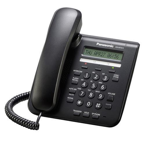 تصویر تلفن سانترال پاناسونیک مدل KX-NT511 A