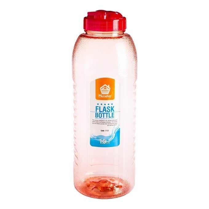 تصویر بطری آب بزرگ هوم کت 1.5 لیتری -