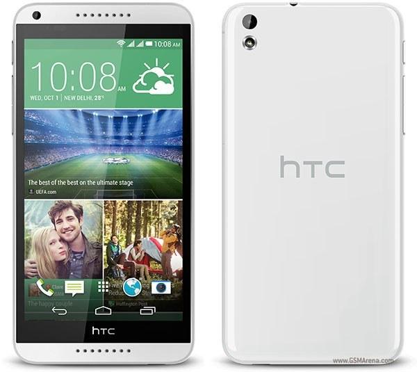 تصویر گوشی اچ تی سی HTC 816G Desire -002
