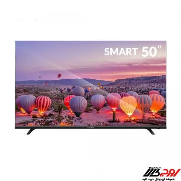 تلویزیون ال ای دی هوشمند دوو ۵۰اینچ مدل DSL-50K5410U