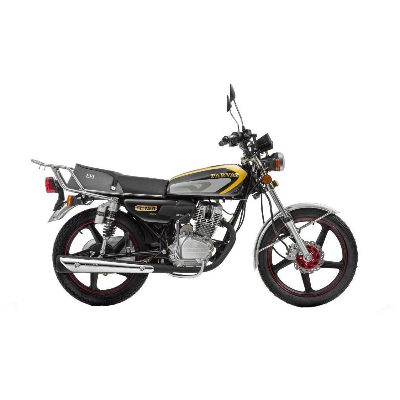 تصویر موتور سیکلت پرواز مدل CDI 150 سال 1399