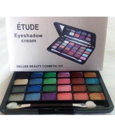 تصویر پالت سایه چشم اتود مخملی 24 رنگ ETUDE