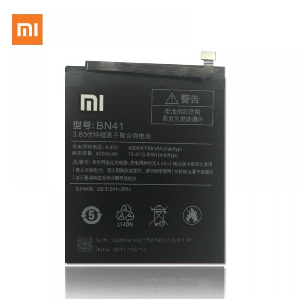 تصویر Xiaomi Redmi Note 4 Battery BN41 4100mAh باتری گوشی موبایل شیائومی ردمی نوت 4