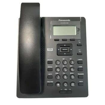 تصویر تلفن پاناسونیک مدل KX-HDV100BX ا Panasonic KX-HDV100BX Telephone Panasonic KX-HDV100BX Telephone