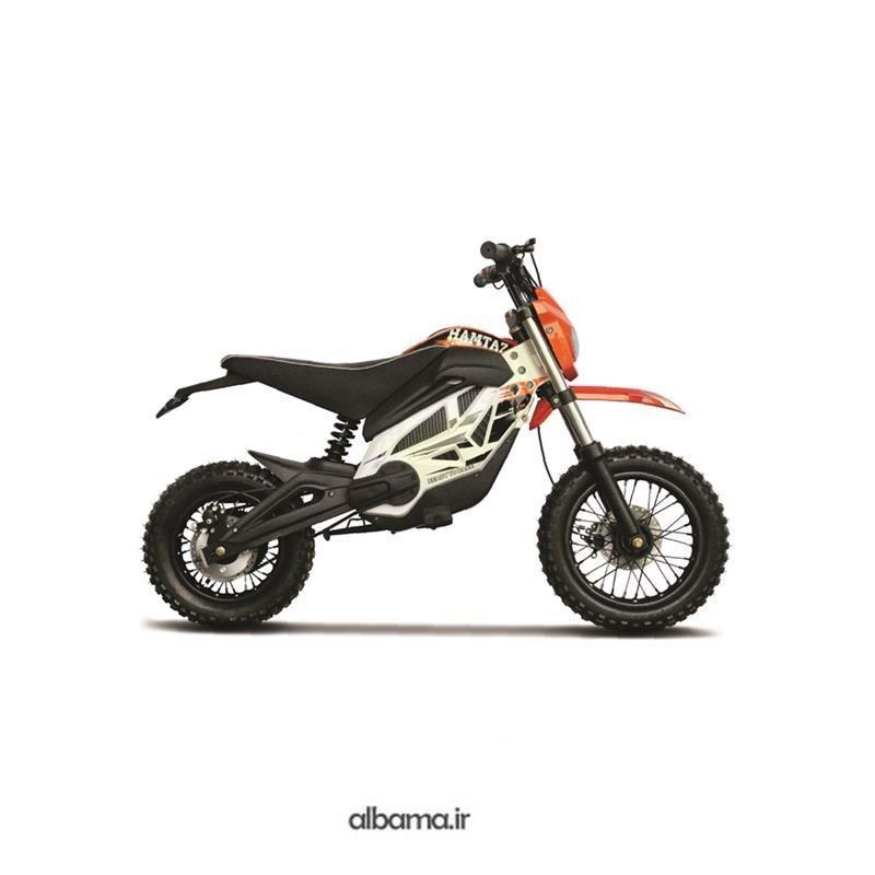 موتور سیکلت برقی EM-500 همتاز |
