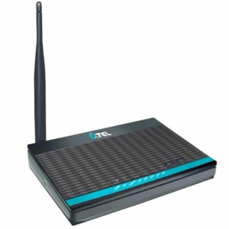 تصویر مودم روتر ADSL2 Plus بی سیم یوتل مدل A154 ارسال رایگان
