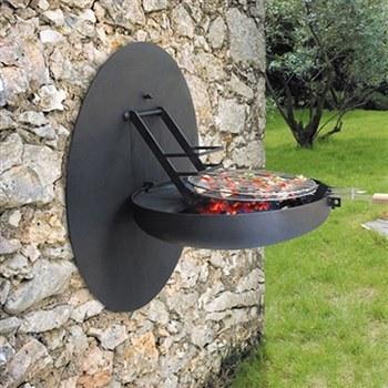 باربيکيو ديواري مدل سيگما | Sigma Barbecue