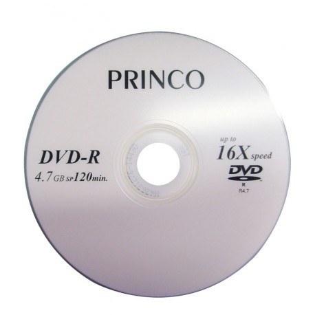 عکس دی وی دی خام PRINCO  دی-وی-دی-خام-princo
