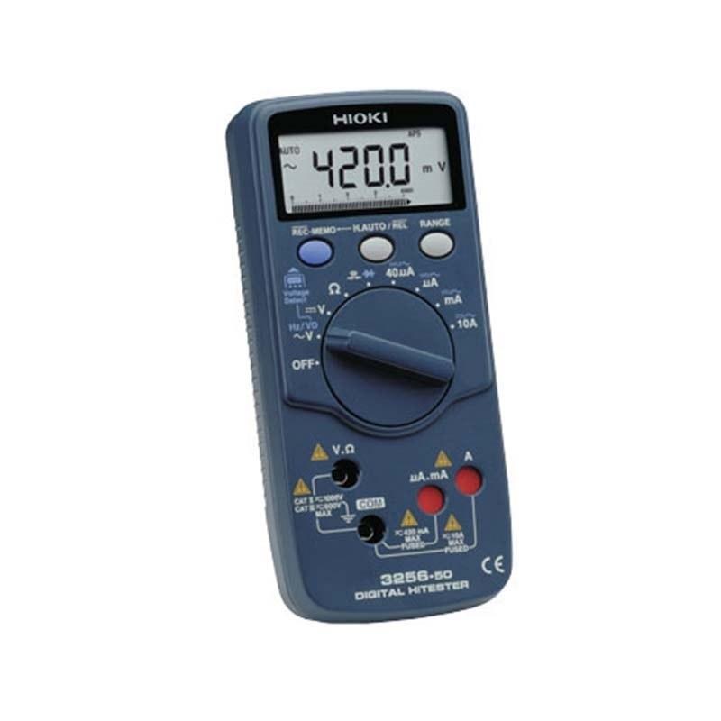 عکس مولتی متر دیجیتال هیوکی 50-hioki 3256 DIGITAL HiTESTER 3256-50 مولتی-متر-دیجیتال-هیوکی-50-hioki-3256