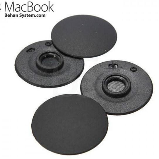 """تصویر پایه لاستیکی کف مک بوک پرو 15 اینچ مدل A1286 سال 2008-2012 Rubber Feet MacBook Pro 15"""" A1286"""
