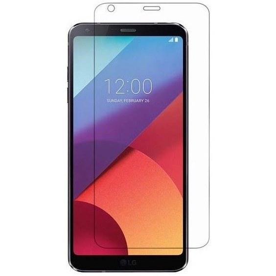 تصویر گلس محافظ صفحه نمایش شیشه ای تمپرد مناسب برای گوشی موبایل ال جی Tempered Glass Screen Protector For LG G6