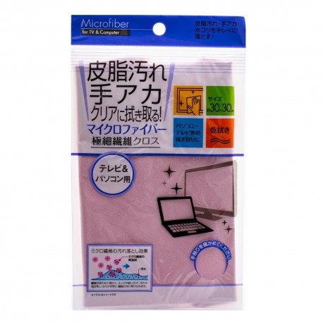 main images دستمال میکرو فایبر مخصوص تمیز کردن تلویزیون و کامپیوتر