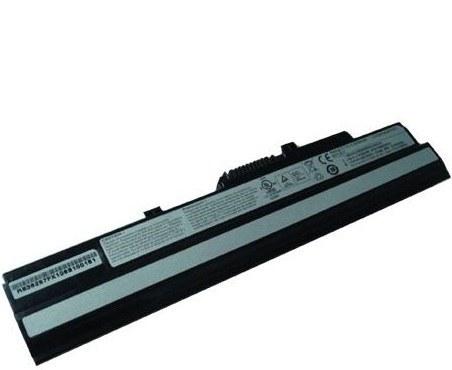 تصویر باتری لپ تاپ ام اس آی 6 سلولی مدل یو 100