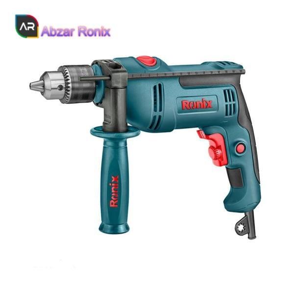 تصویر دریل 13 چکشی رونیکس مدل 2260 ا Ronix Imapct Drill 2260 Ronix Imapct Drill 2260