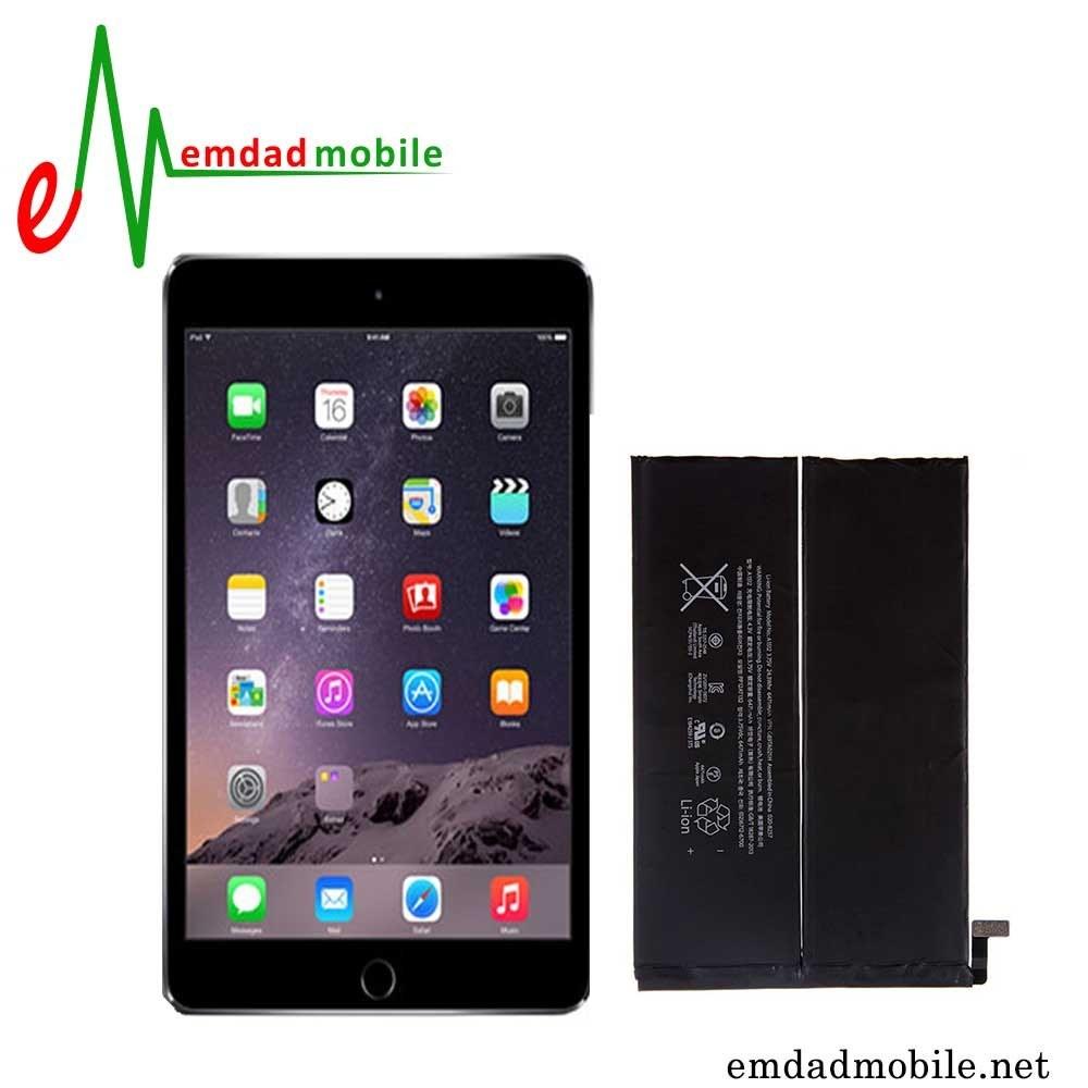 تصویر باتری اصلی آیپد اپل Apple iPad mini 3