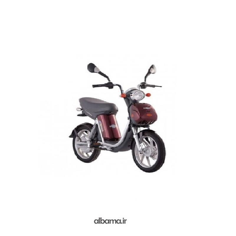موتور سیکلت برقی مدل SK500 SERI A ثمین