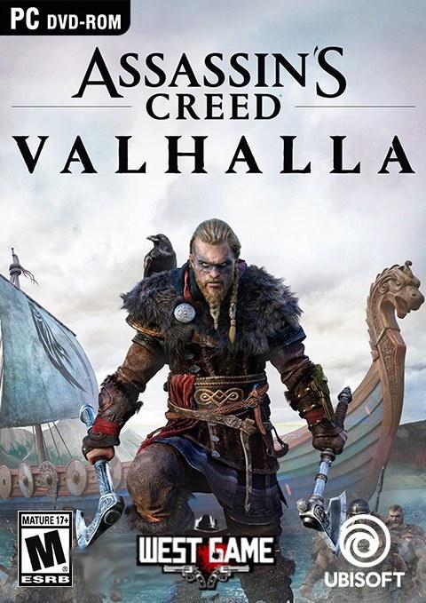 تصویر خرید بازی Assassin's Creed Valhalla برای PC