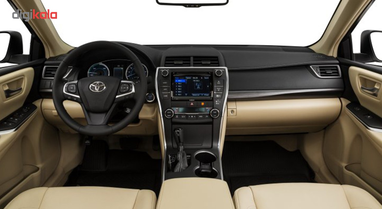 img خودرو تویوتا Camry XLE هیبریدی اتوماتیک سال 2016 فول‌آپشن Toyota Camry XLE Hybrid 2016 AT Full