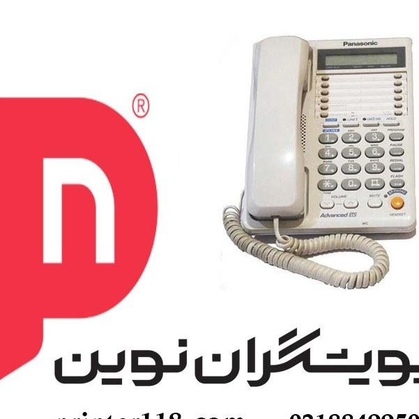 تصویر تلفن Panasonic KX-T2378MXW Panasonic KX-T2378MXW corded landline phone
