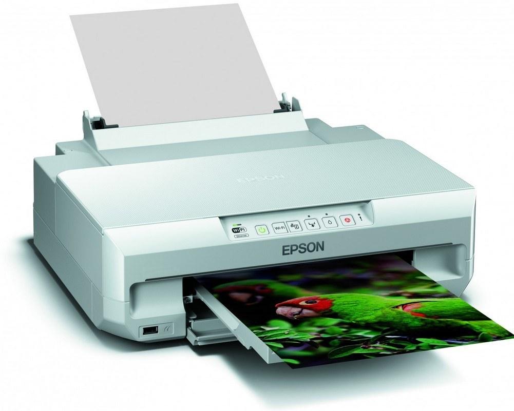 تصویر Epson XP55 Expression Photo Printer پرینتر اپسون مدل ایکس پی ۵۵ اکسپرشن فتو