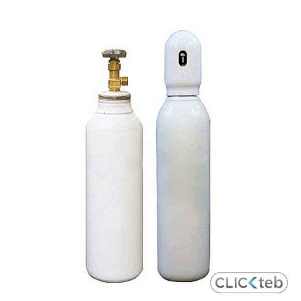 تصویر کپسول اکسیژن 5 لیتری چینی (خالی)