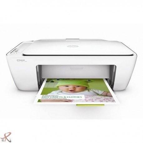 تصویر پرینتر چند کاره اچ پی جوهر افشان 2130 پرینتر اچ پی Deskjet Ink Advantage 2130 All-in-One Printer