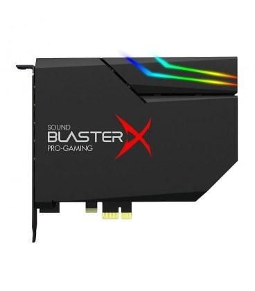 کارت صدا گیمینگ اینترنال کریتیو Sound BlasterX AE-5
