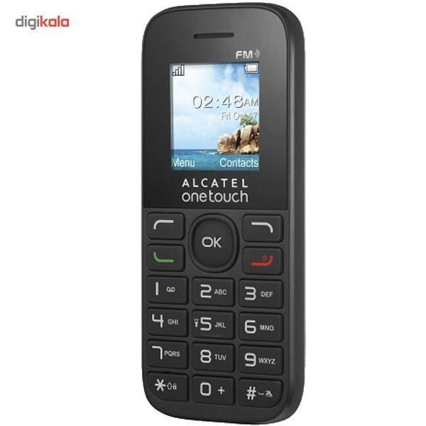 img گوشی آلکاتل وان تاچ 1013D | ظرفیت 4 مگابایت Alcatel Onetouch 1013D | 4MB