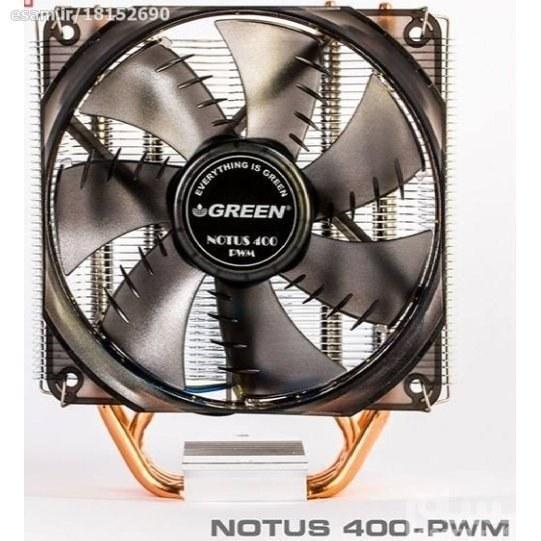 خنک کننده بادی پردازندهNOTUS 400-PWM