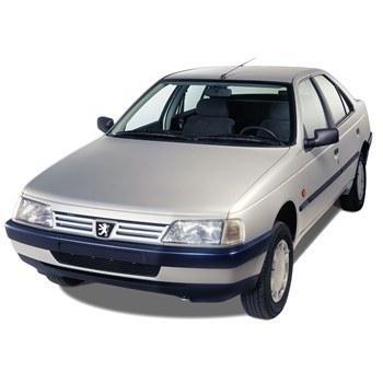 خودرو پژو 405 GLX دنده اي سال 1397 | Peugeot 405 GLX 1397 MT