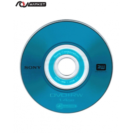 Sony 10PCS Mini DVD+RW