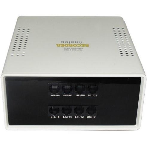 تصویر دستگاه ضبط مکالمات 12 خط – مدلSU121