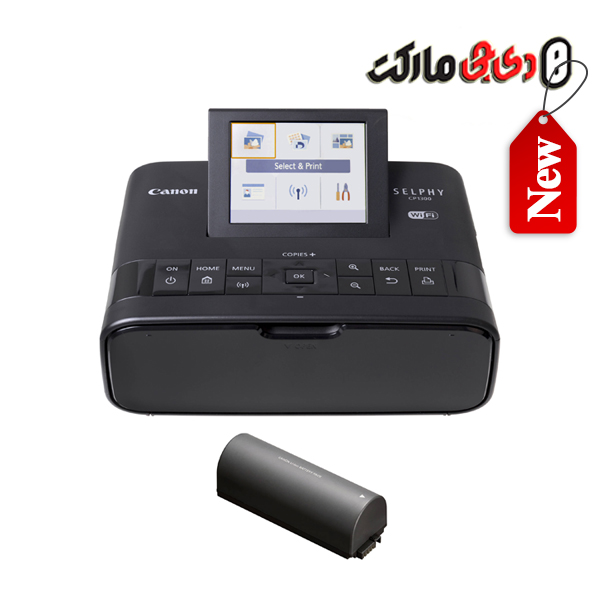 main images پرینتر بی سیم کانن مدل SELPHY CP۱۳۰۰  Canon SELPHY CP1300 Wireless Printer
