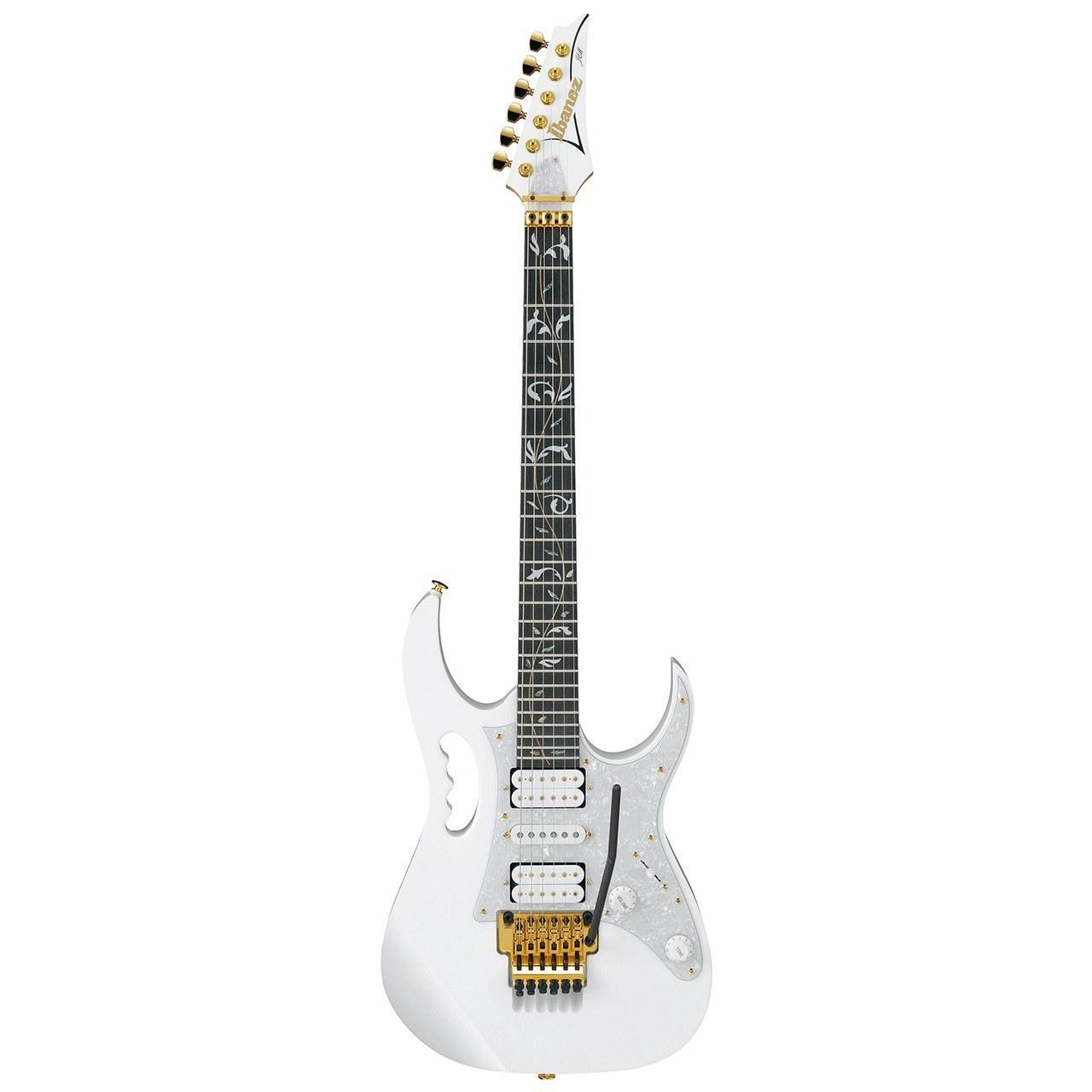 گيتار الکتريک آيبانز مدل JEM7V WH Steve Vai Signature | Ibanez JEM7V WH Steve Vai Signature Electric Guitar