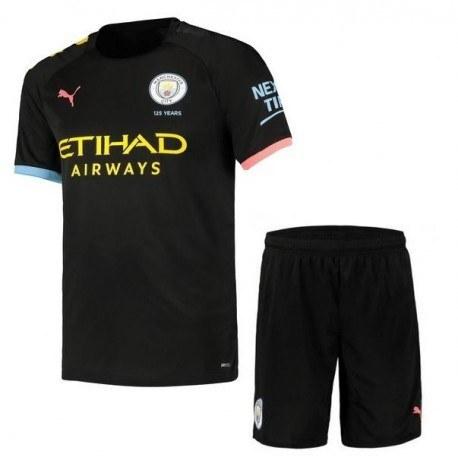 پیراهن شورت دوم منچسترسیتی Manchester City 2019-20 Away Soccer Jersey