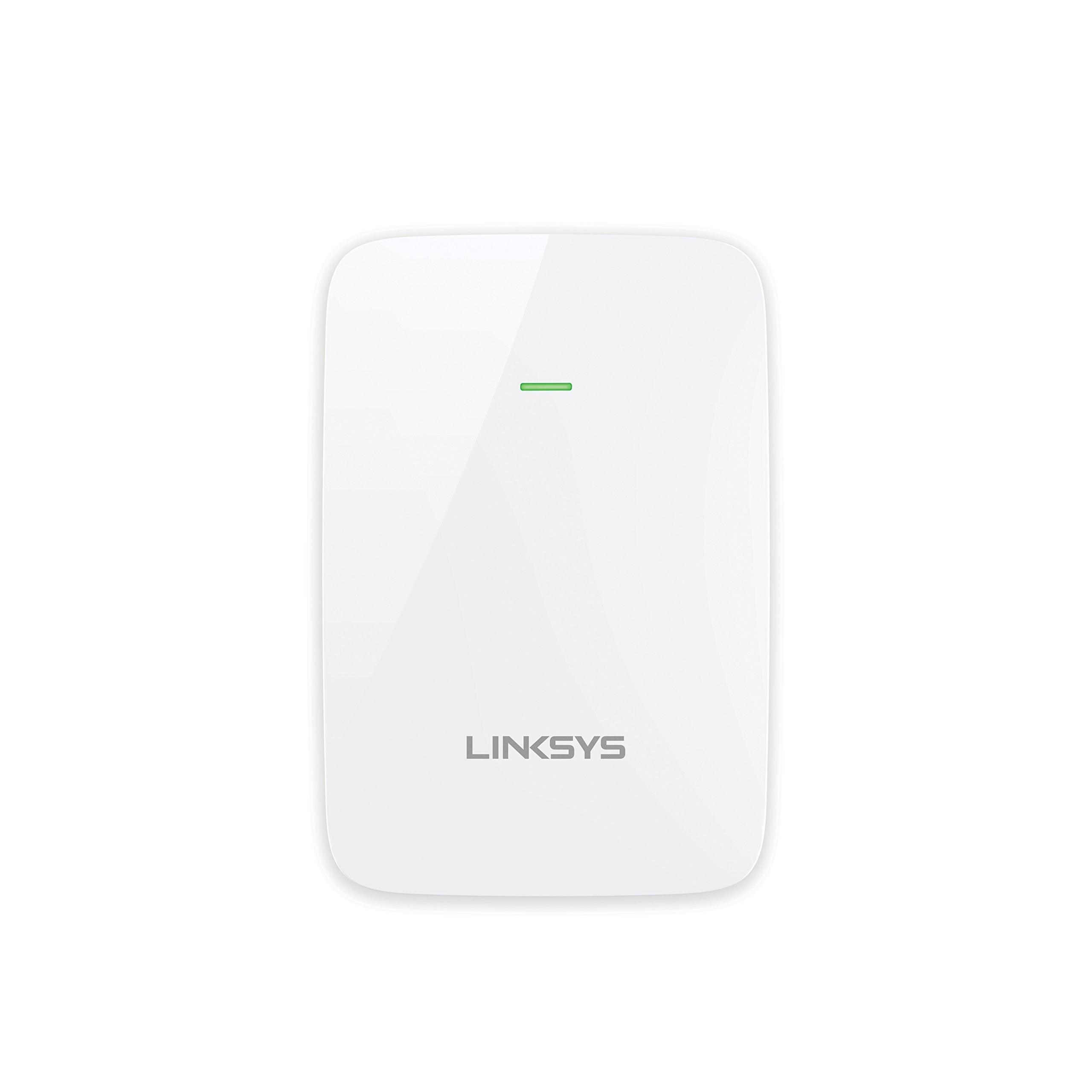 عکس Linksys AC1200 Dual-Band Wi-Fi Range Extender / Wi-Fi Booster (RE6350)  linksys-ac1200-dual-band-wi-fi-range-extender-wi-fi-booster-re6350