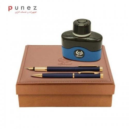 خودکار و خودنویس ایپلمات مدل Ellesse   Iplomat Ellesse Ballpoint Pen and Fountain Pen