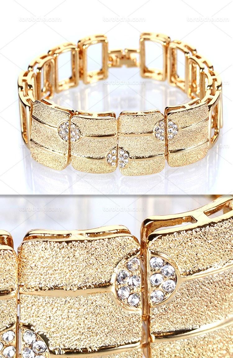 تصویر عکس دستبند طلا دخترانه
