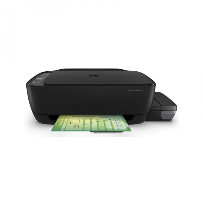 تصویر پرینتر چندکاره جوهرافشان مدل 415W  اچ پی HP 415W Inkjet Multifunction Printer