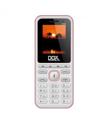 تصویر گوشی موبایل داکس مدل DOX B120 دو سیم کارت
